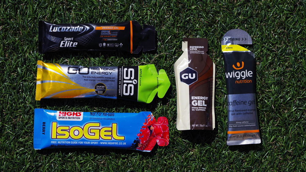 Best Energy Gels for Cycling