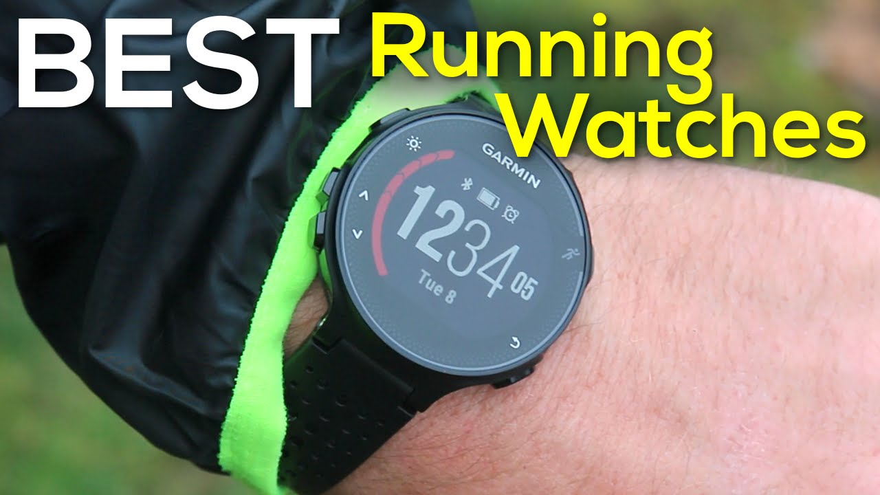 Best Running Watches Under $100