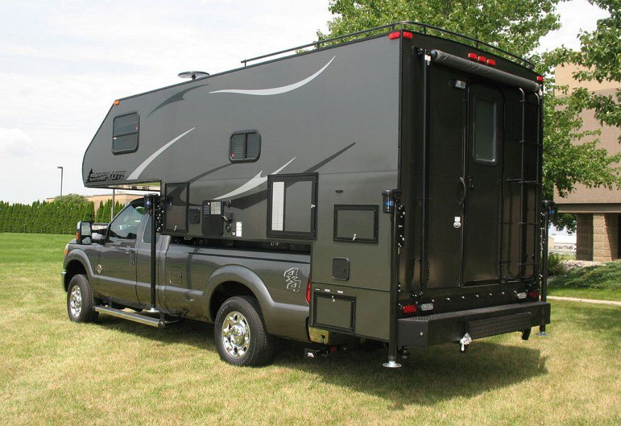 How to Choose The Best Truck Camper