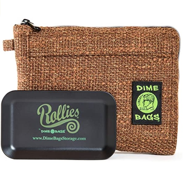 Dime Bag Rollies Smell Proof Padded Pouch