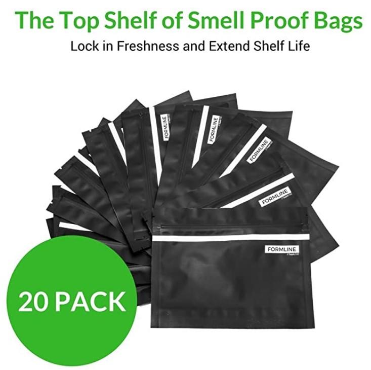 Formline Elite Smell Proof Bags