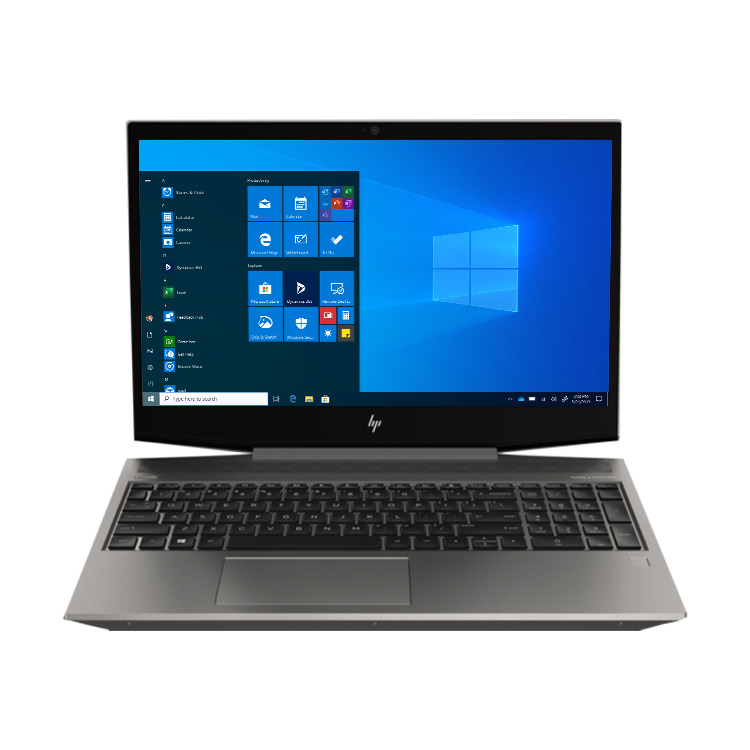 Newest HP Zbook 15V G5 Thunderbolt 3 Laptop