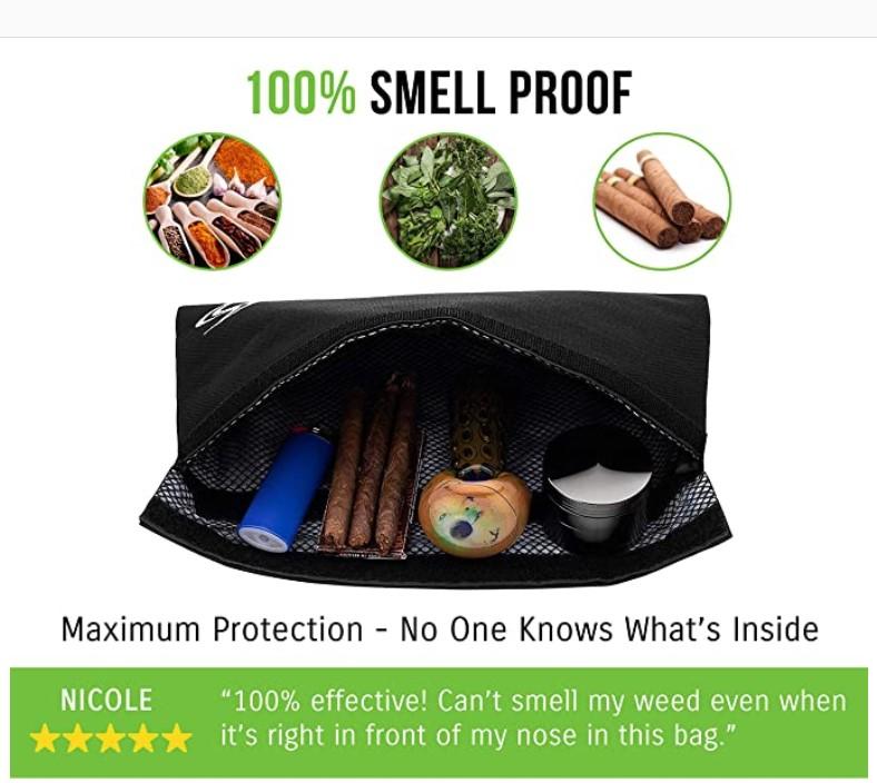 The Life Shop Discreet Smell Proof Bag