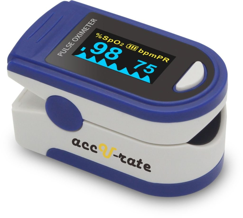Zacurate Pro Series 500DL Fingertip Pulse Oximeter