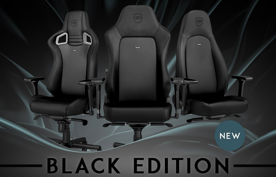 Noblechairs ICON Black Edition Review