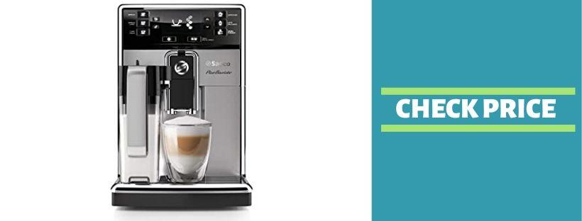 Saeco HD8927-47 PicoBaristo Super Automatic Espresso Machine