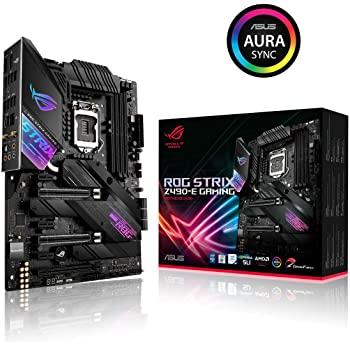 ASUS ROG Strix Z490-E Gaming Z490