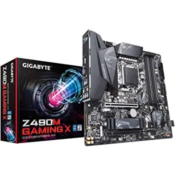 Gigabyte Z490M Gaming X