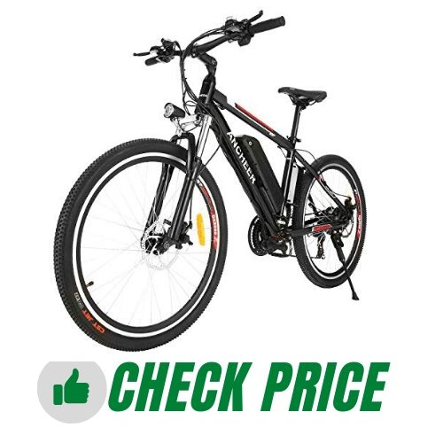 ANCHEER 500W 250W Electric Bike Adult Electric Mountain Bike