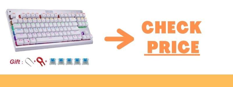 HUO JI Z-77 Mechanical Gaming Keyboard