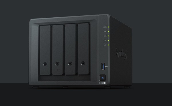 Synology DiskStation DS920+ NAS Review