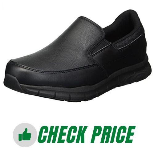 Best Shoes For Restaurant Servers