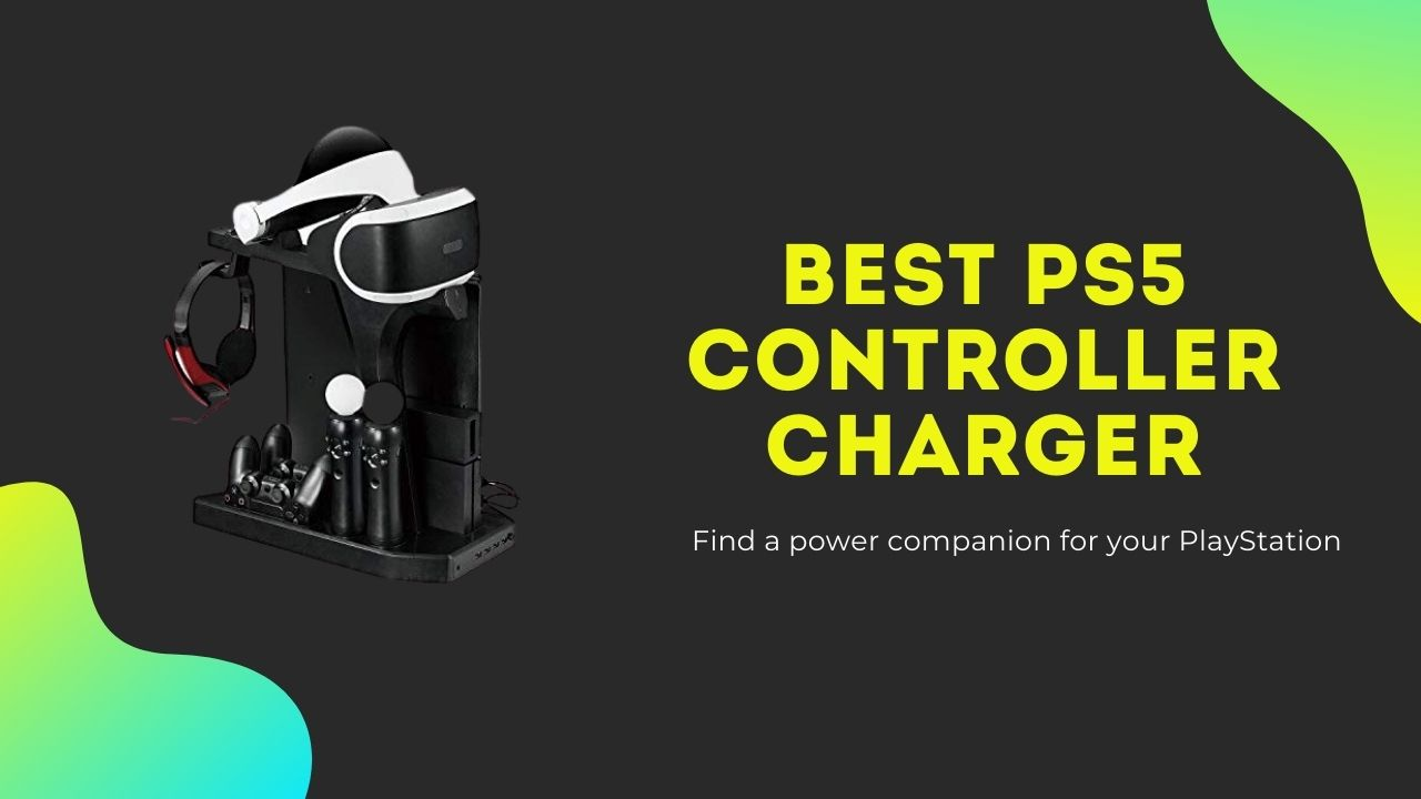 Best PS5 Controller Charger