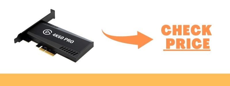 Elgato Game Capture 4K60 Pro MK.2 – 4K60 HDR10 Capture and Passthrough, PCIe Capture Card