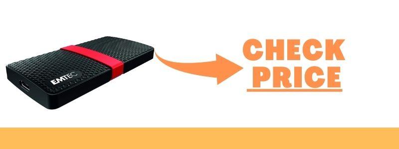 Emtec SSD 3.1 X200 Portable