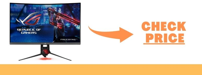 ASUS ROG Strix PG32UQX Best Gaming Monitor for RTX 3090
