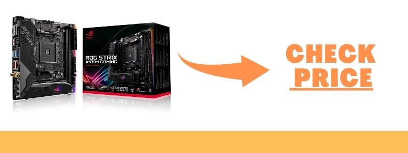 ASUS ROG Strix X570-I Gaming mini-ITX Gaming motherboard