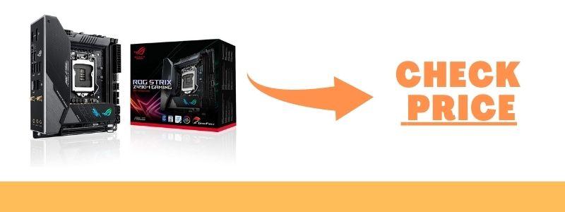 ASUS ROG Strix Z490-I Gaming Z490 WiFi 6