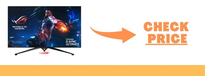 Asus PG65UQ 65 Ultrawide Screen Gaming Monitor for RTX 3090 Best Ultrawide Display for RTX 3090