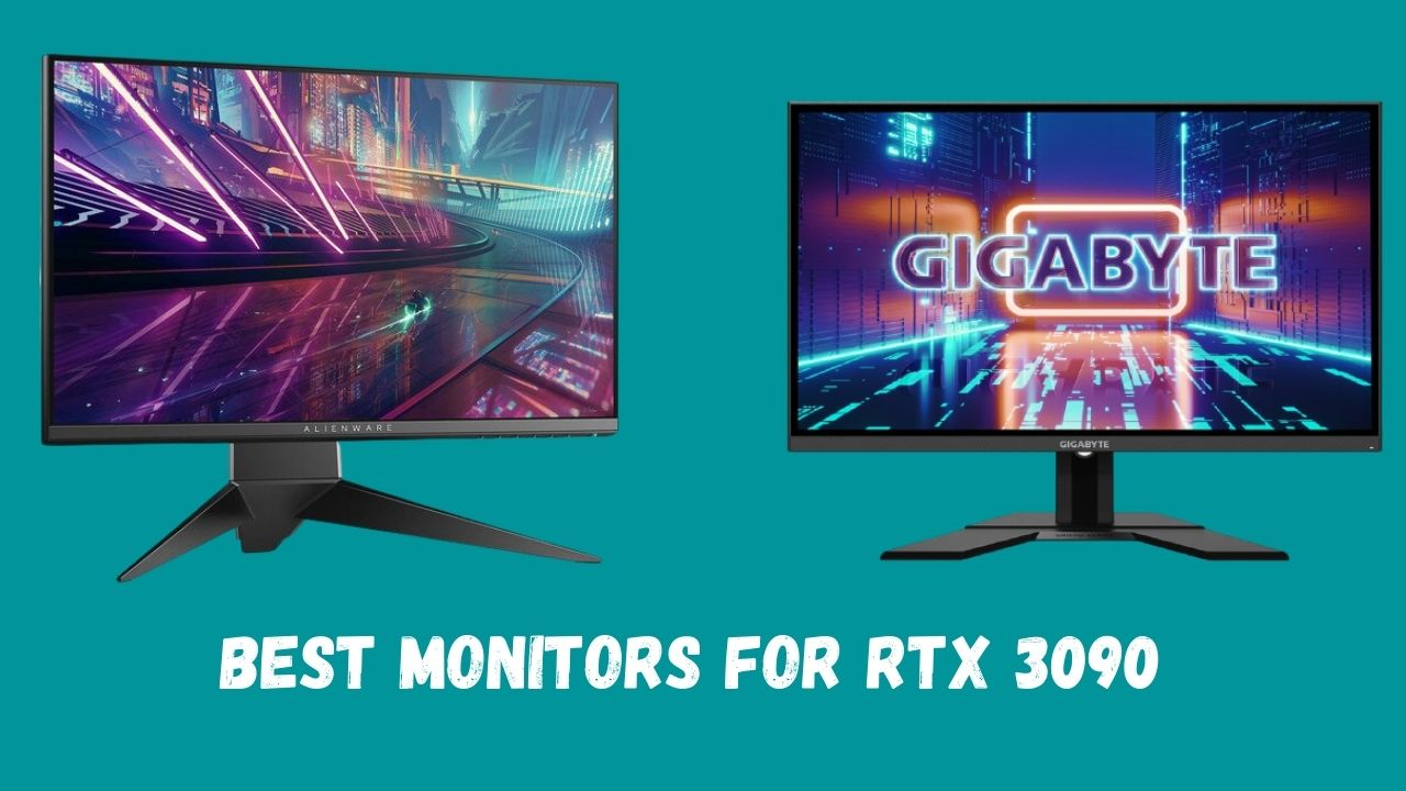 Best Monitors for RTX 3090