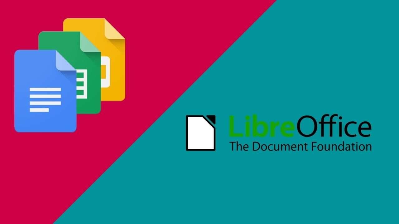 Google Docs vs LibreOffice