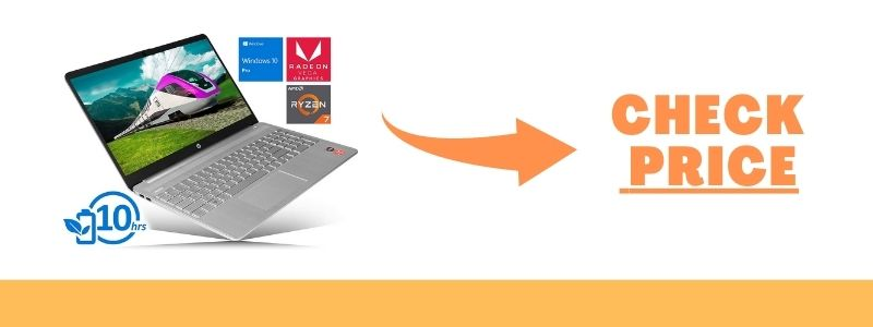 HP Pavilion 15 Laptop, 15.6 HD Touch Display, AMD Ryzen 7 3700U