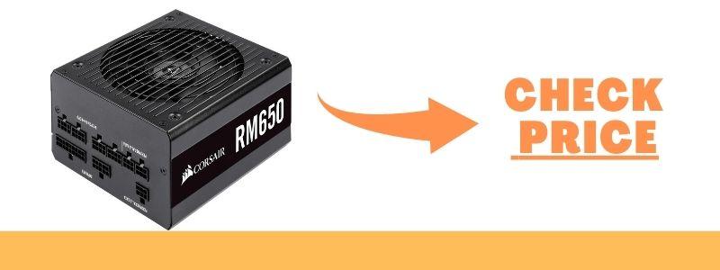 Corsair RM Series RM650 650 Watt