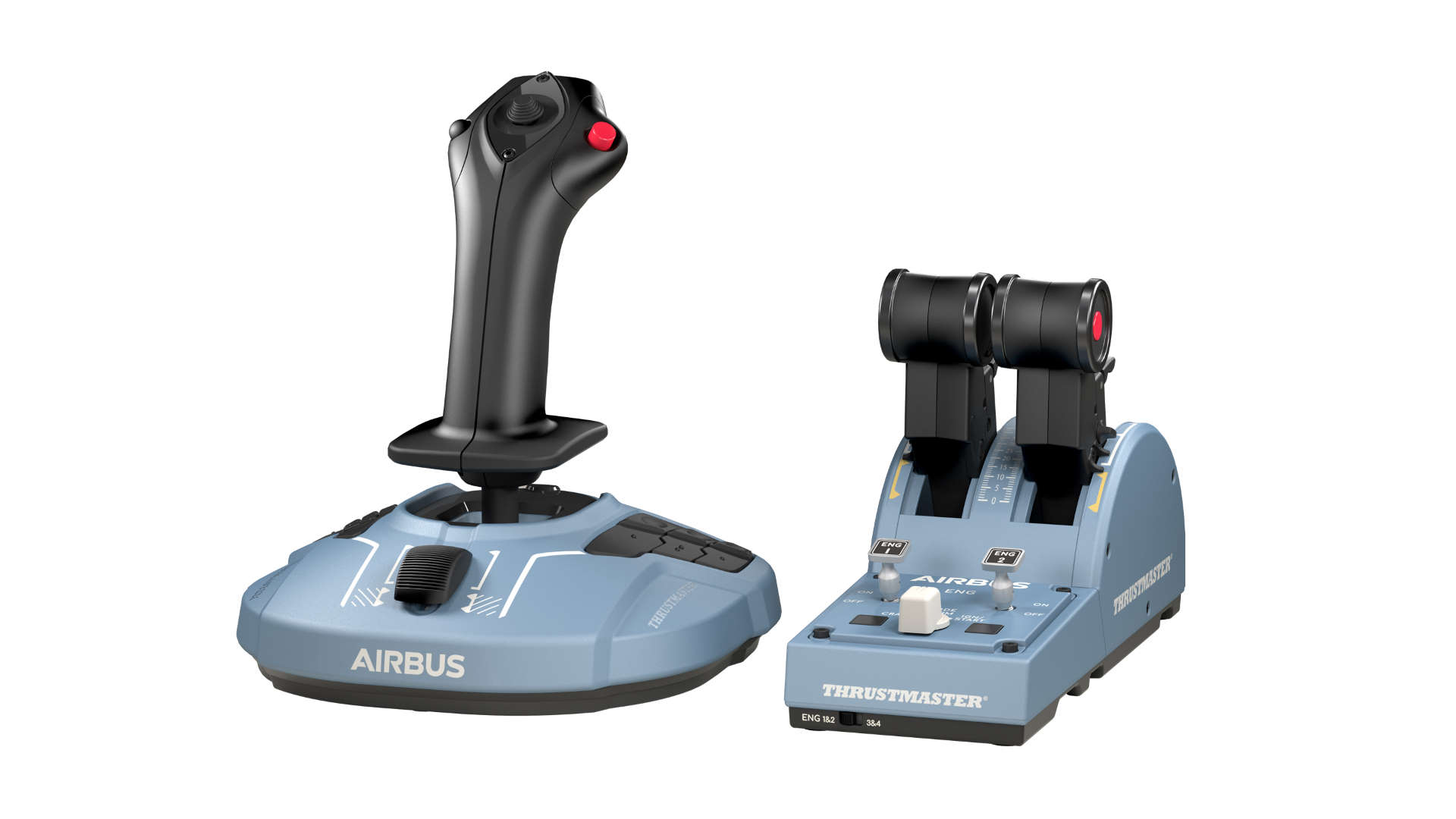 Thrustmaster TCA Sidestick Airbus Edition Review