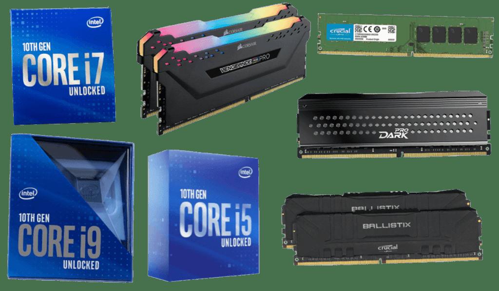 Best RAM for i9 11900K